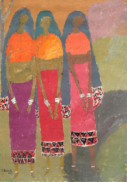 , 'Sisters-05,' 2007, Gnani Arts