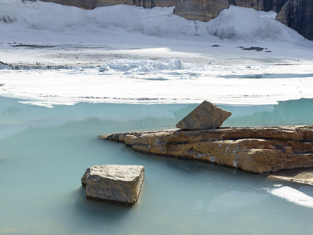 , 'Grinnell Glacier,' 2012, Circuit Gallery