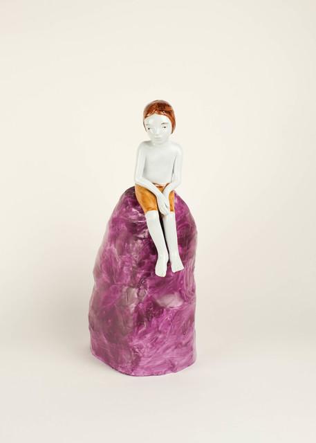 , 'Roca porpora,' 2018, MCHG - María Casado