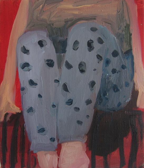 , 'Cold Feet,' 2016, tegenboschvanvreden