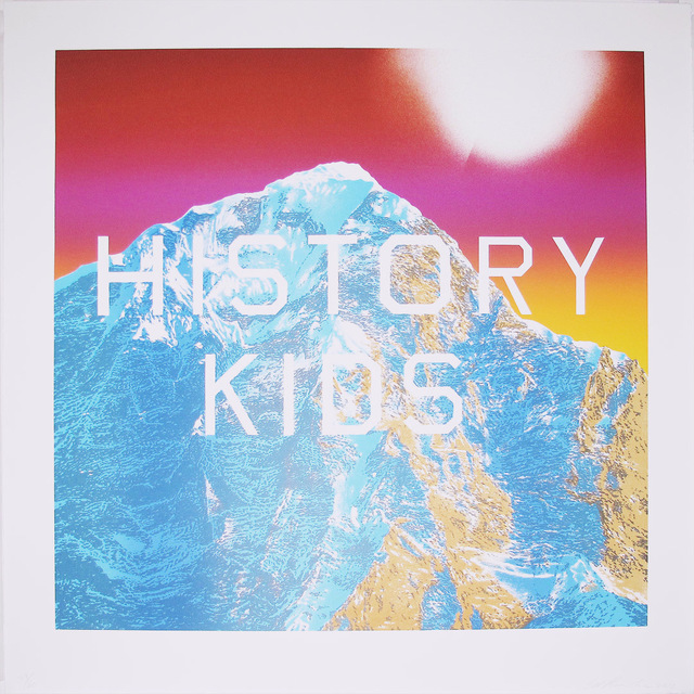 Ed Ruscha, 'History Kids', 2013, Hamilton-Selway: Blue-Chip Editions