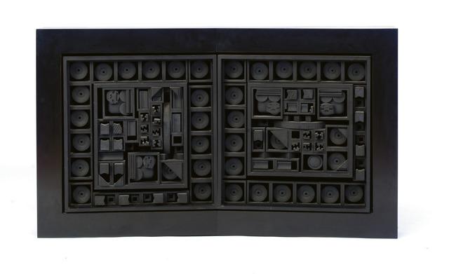 , 'City - Space - Scape V,' 1968, Contessa Gallery