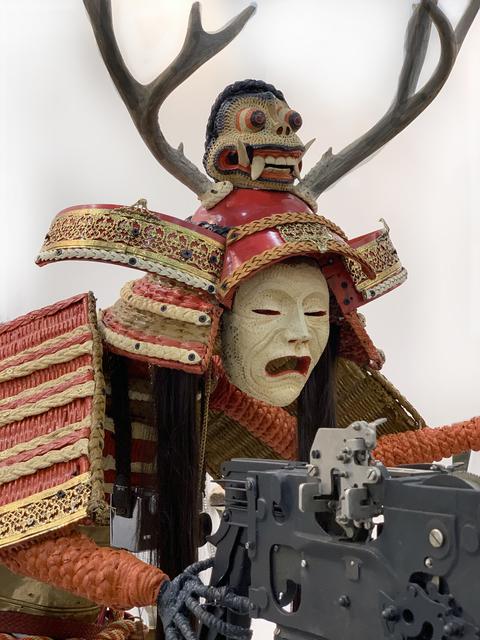 Ravi Zupa, 'SAMURAI', 2020, MAIA Contemporary