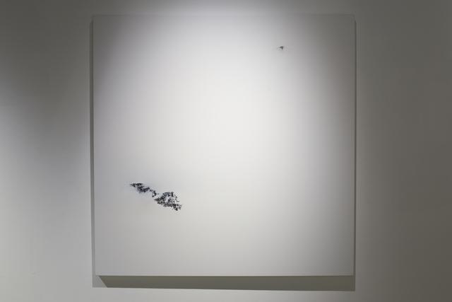 Magalie Comeau, 'Prendre place dans le point', 2016, Painting, Oil on canvas, Art Mûr