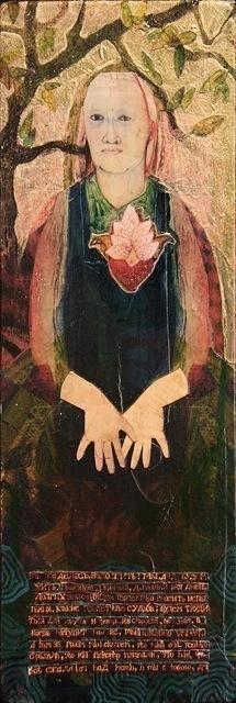 , 'Sonya,' 2013, Susan Eley Fine Art