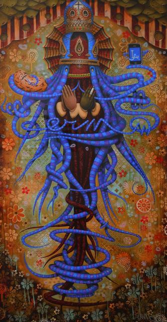 , 'Purgatory Mary,' 2010, Coagula Curatorial