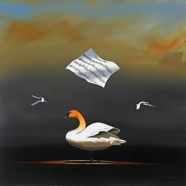 Robert Deyber, 'The Swan Song ', 2007, Martin Lawrence Galleries