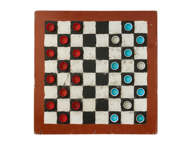 , ' Untitled 13, Damas (Checkers),' 2020, AKKA Project