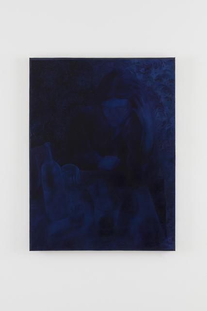 , 'Anna on the phone at Kachka (1),' 2016, Klowden Mann