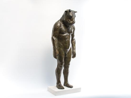 , 'Standing Minotaur II,' , LKFF