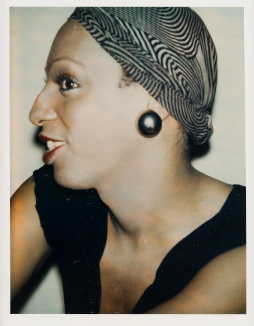 , 'Ladies and Gentlemen (Wilhelmina Ross),' 1974, Kasmin