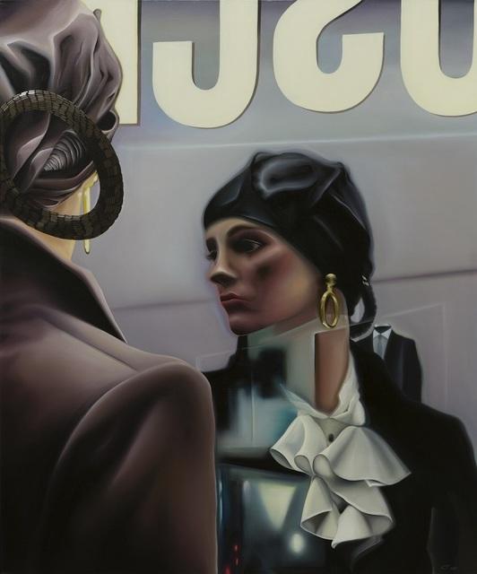 , 'sorrento passeggiata,' 2015, Galerie Bene Taschen