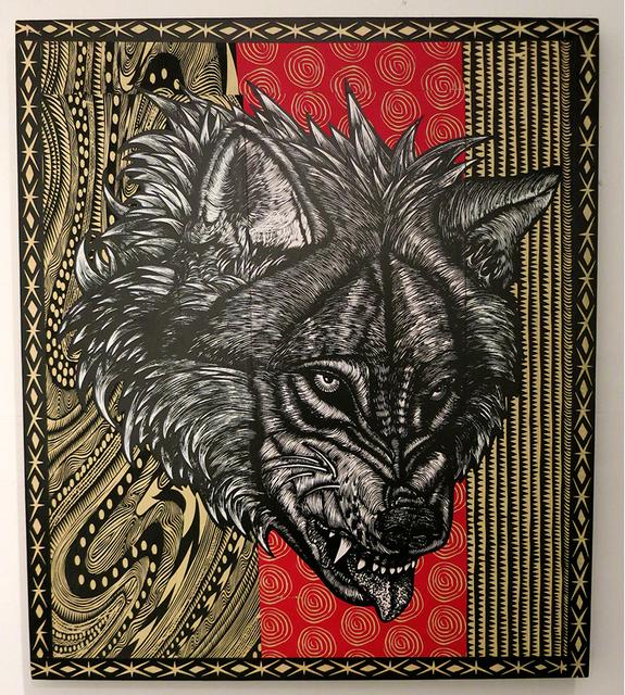 , 'Fenris,' 2013, Jonathan LeVine Projects