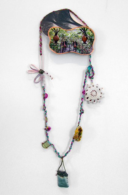 , 'Night jewelry: dream of cathedrals and pineapples ,' 2014-2015, A.I.R. Gallery