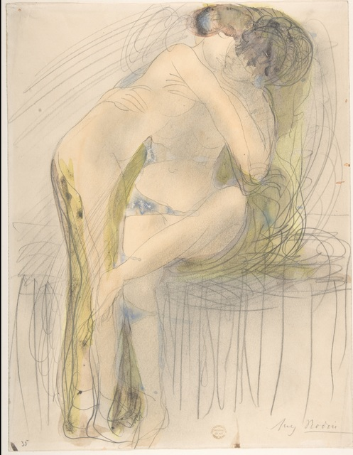 , 'The Embrace,' 1900-1910, The Metropolitan Museum of Art