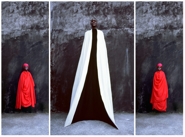 Maïmouna Guerresi, 'Mohamed and Daughters,' 2009, Mariane Ibrahim Gallery