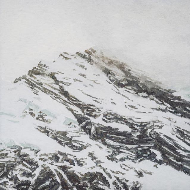 , 'Alpenstück 5/I ,' 2013, Galerie Boisseree