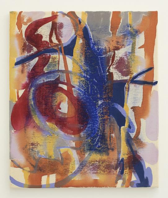 , 'Emblem Golden,' 2018, Halsey McKay Gallery