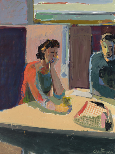 , 'Dining,' , Stremmel Gallery