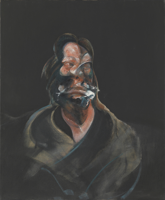 , ' Portrait of Isabel Rawsthorne ,' 1966, J. Paul Getty Museum