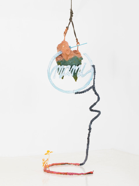 , 'Mami Hoops,' 2017, Fisher Parrish Gallery