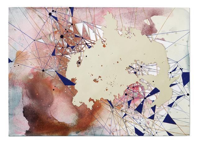 , 'Net #19,' 2019, Gallery Wendi Norris