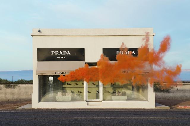 , 'Prada,' 2014, Galleri Urbane