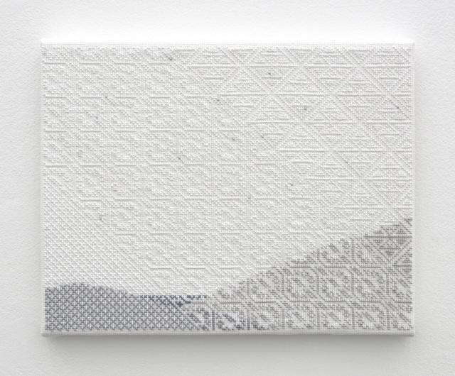 , 'I, II, III,' 2016, Anat Ebgi