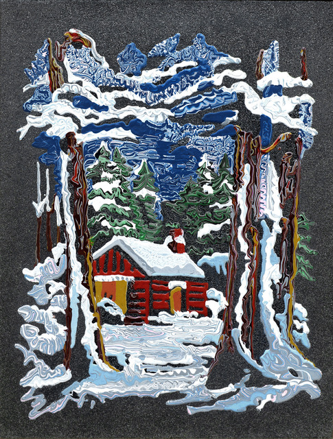 Cham Hendon, 'House in The Woods, Tahoe', n.d., FRED.GIAMPIETRO Gallery