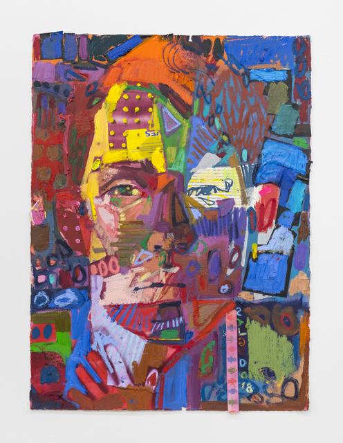 , 'I Know a Crossroads When I See One,' 2018, John Wolf Art Advisory & Brokerage