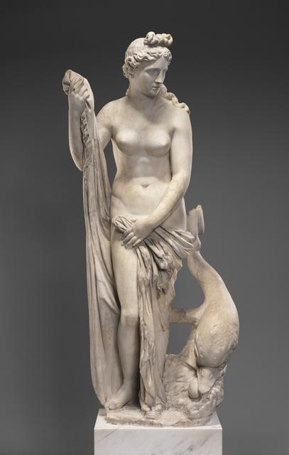 'Statue of Venus (the Mazarin Venus)',  2nd century, J. Paul Getty Museum