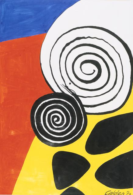 , 'Untitled (III),' 1970, Omer Tiroche Gallery