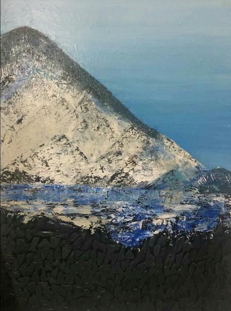 Humera Ali, 'Arid Glaciers', 2018, MayinArt