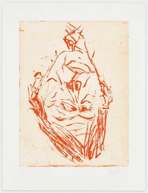 , 'Kirchner,' 2018, Cristea Roberts Gallery