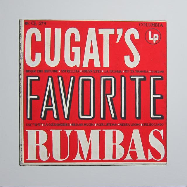 , 'Cugat's Favorite Rumbas,' , Albert Merola Gallery