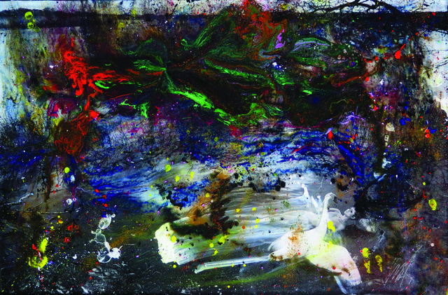, 'Hidden Lake,' , Rosenbaum Contemporary