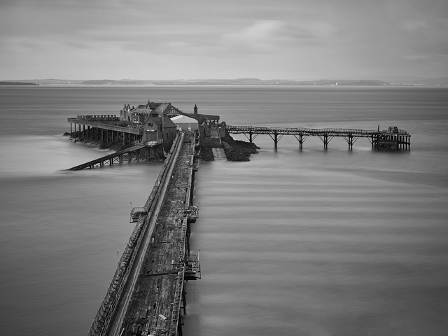 Jon Wyatt, 'Birnbeck Pier, North Somerset', 2011, Circuit Gallery