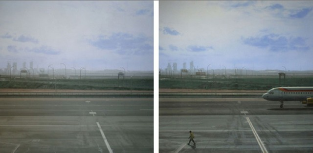 , 'Madrid Airport,' 2007/08, Cultural Avenue