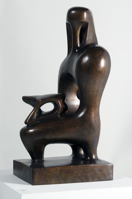 , 'Maternity,' 1989, Durban Segnini Gallery