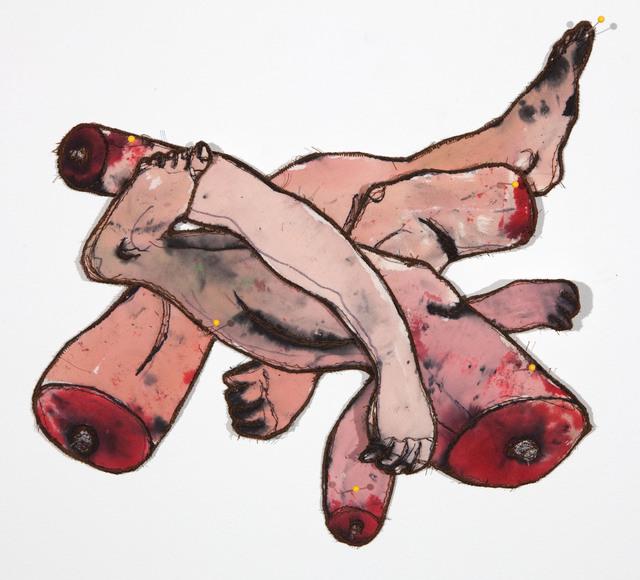 Gina Phillips, 'Give a Dog a Bone (Limbs)', 2010, Jonathan Ferrara Gallery