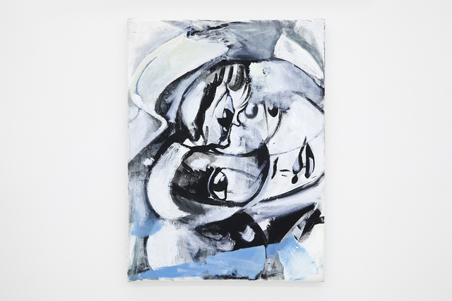 Katie Lyle, 'Eyes on the Canvas', 2016, Erin Stump Projects