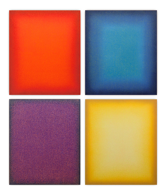 , 'Fermata I (set of 4),' 2016, Nikola Rukaj Gallery