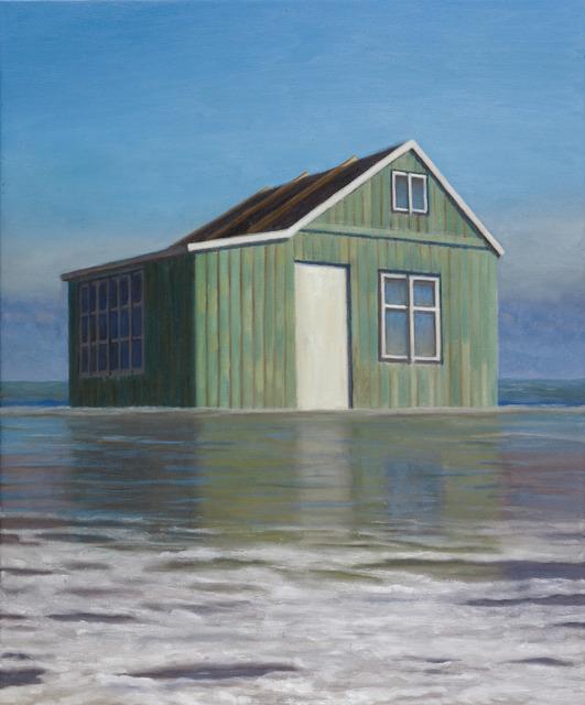 , 'Dacha in the Sea,' 2016, Dan Gallery