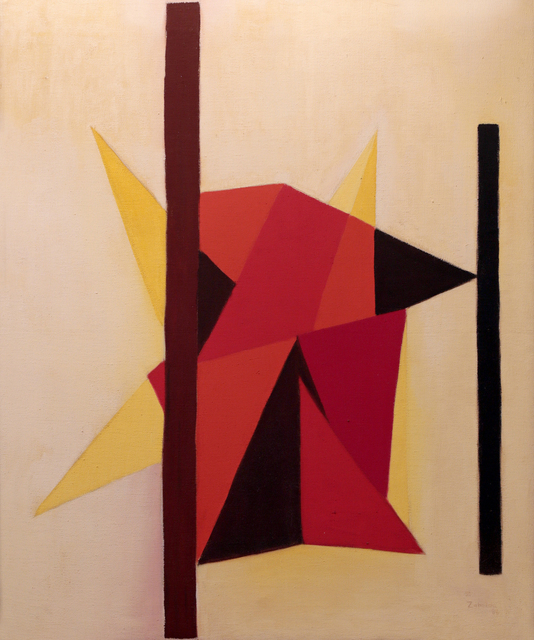 Zubeida Agha, 'Composition', 1988, Khaas Art
