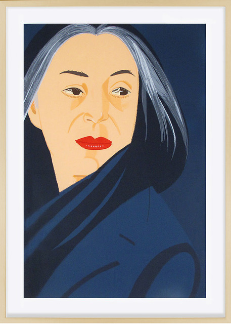 Alex Katz, 'Black Scarf', ca. 1996, Acquisitions Of Fine Art