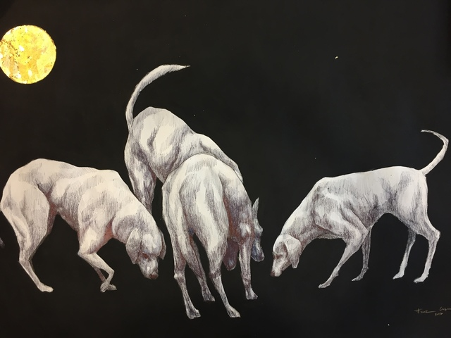 , 'Trasnoches,' 2016, Arte Berri