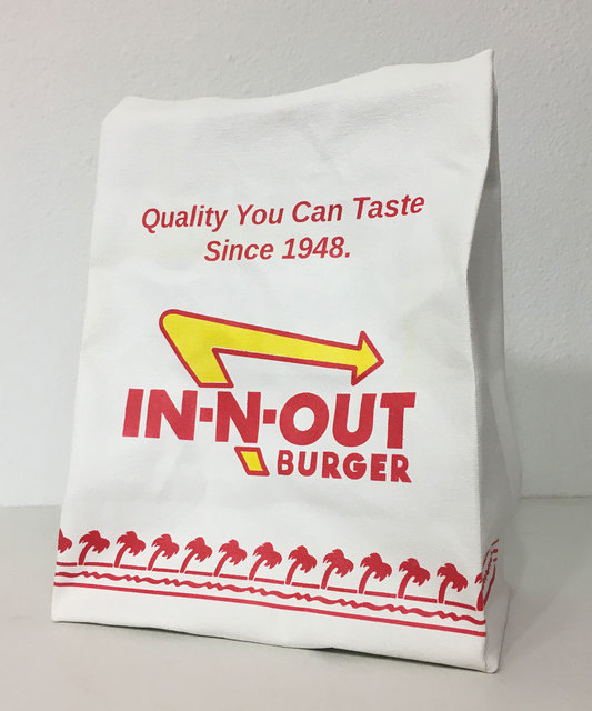 Joe Suzuki, 'In-N-Out Paper Bag', 2018, Black Book Gallery