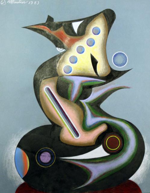 Eugene James Martin, 'A Great Concept', 1987, Eugene Martin Estate