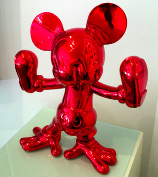 , 'Freaky Mouse,' , The McLoughlin Gallery