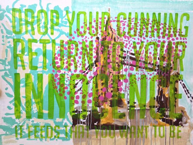 , 'S/T,' 2013, Artflow Galeria